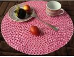Wenling Jiaerjia Crafts Co.,Ltd: WOVEN TABLE MAT - N-09