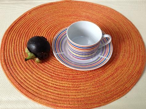 WOVEN TABLE MAT » N-05