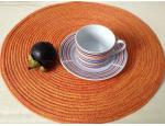 Wenling Jiaerjia Crafts Co.,Ltd: WOVEN TABLE MAT - N-05